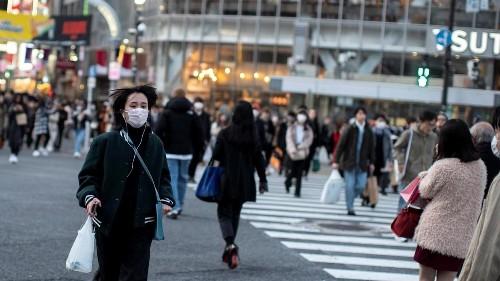 Le coronavirus a atteint le stade épidémique au Japon
