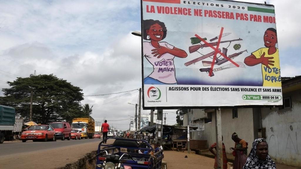 Crise politique en Côte d'Ivoire: la jeunesse d'opposition monte au créneau