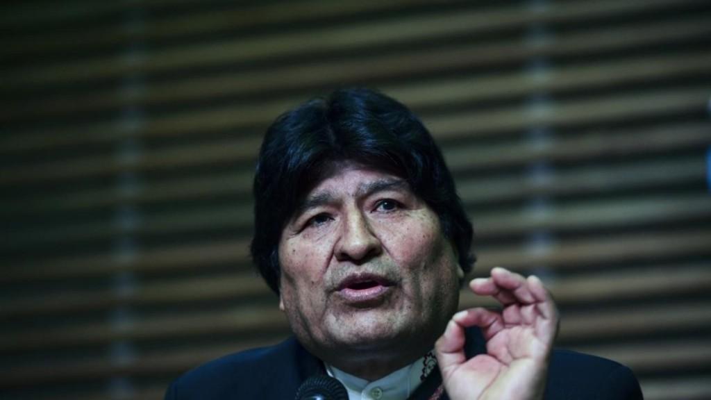Bolivie: annulation du mandat d'arrêt contre Evo Morales