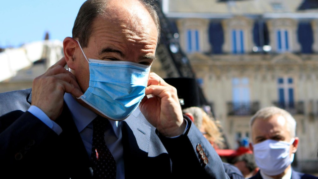 Prime Minister Castex warns France 'the virus has not gone on holiday'