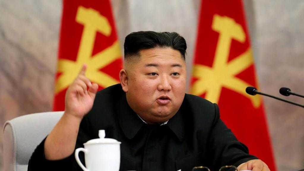 金正恩再度露面 主持军事会议讨论提升朝鲜核威慑力