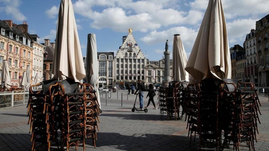 Coronavirus: l'économie française, l'une des plus affectées par la crise