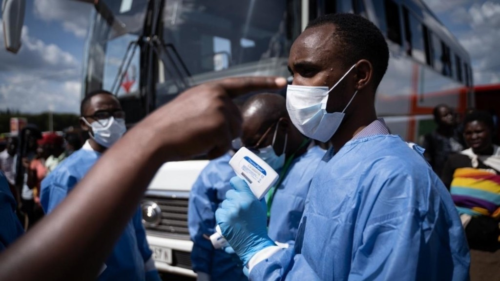 Coronavirus: comment le Rwanda fait face à la pandémie