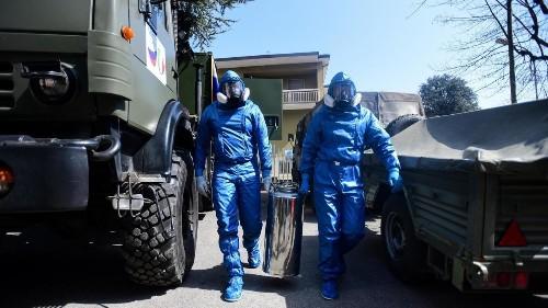 Coronavirus: l'Italie cherche des solutions pour isoler les malades en convalescence