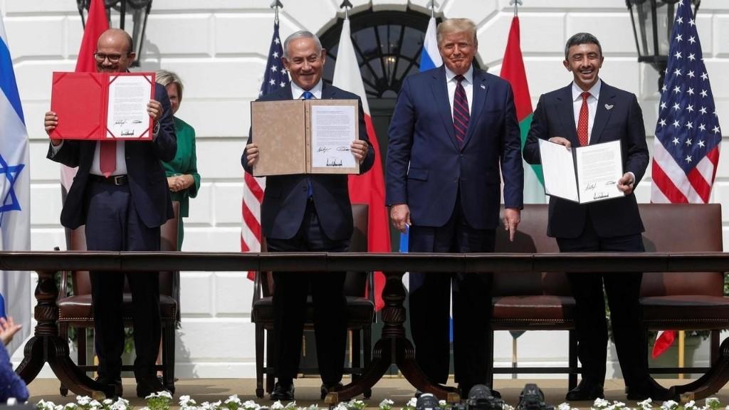 Le monde en questions - Les «accords d'Abraham»: un tournant pour le Moyen-Orient?