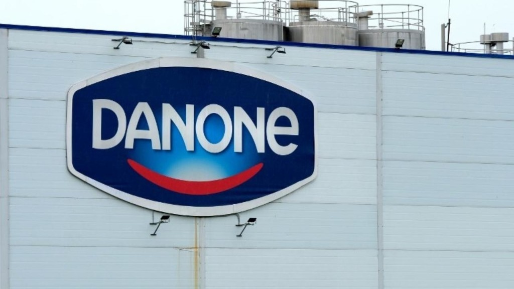 French food multinational Danone to cut at least 2,000 jobs, 500 in France