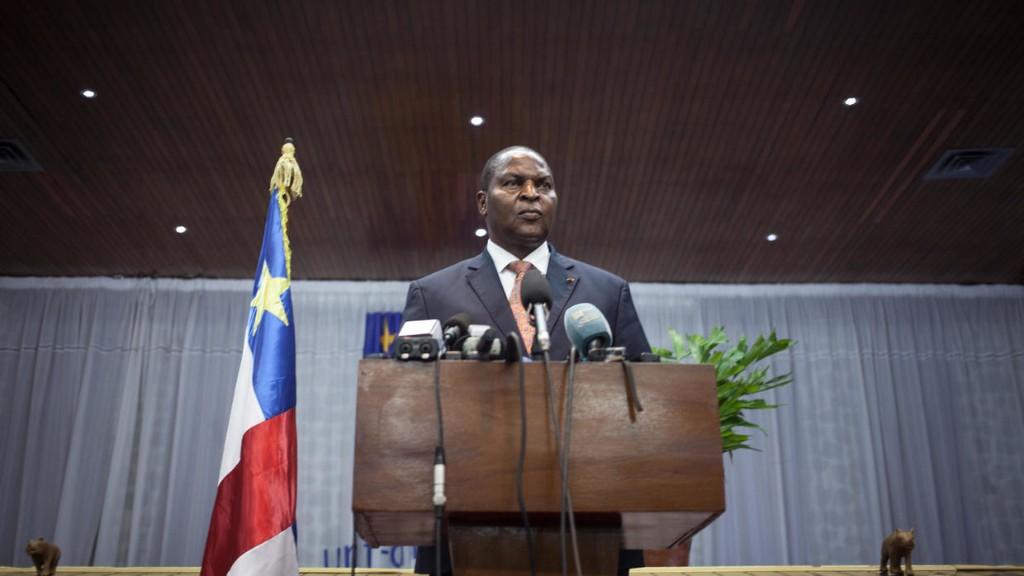 Centrafrique: lancement de Cœur unis, la nouvelle plateforme de la majorité présidentielle