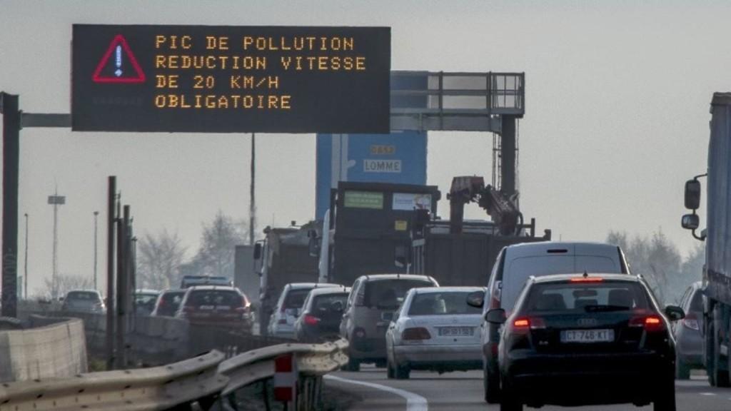 Pollution de l'air: la France renvoyée à nouveau devant la justice de l'Union européenne
