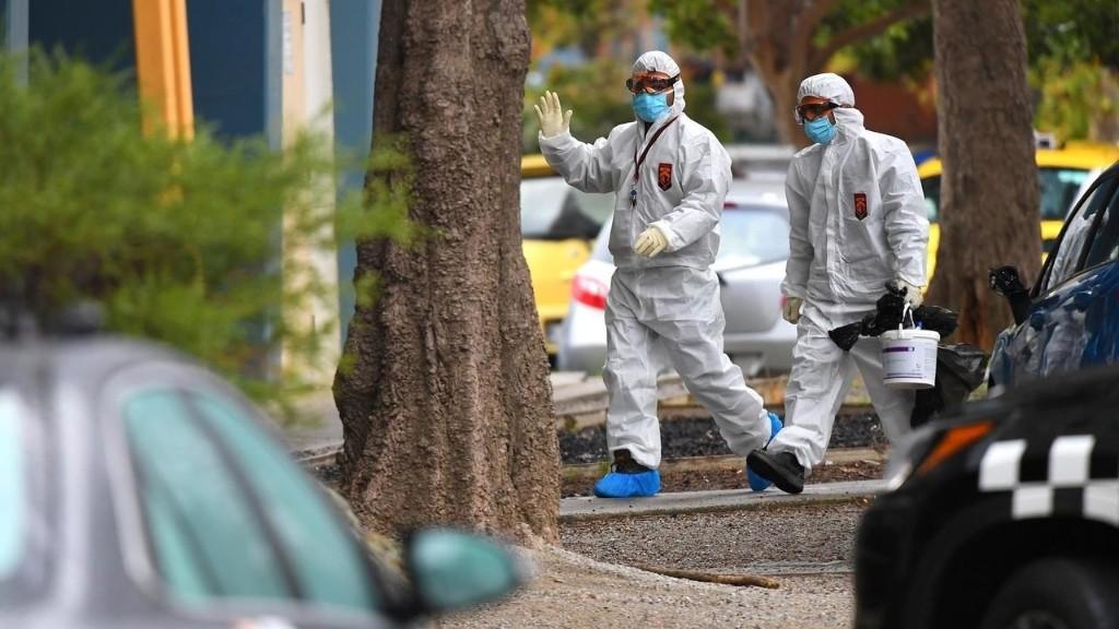 Coronavirus: l'épidémie résiste en Australie, des quartiers de Melbourne confinés