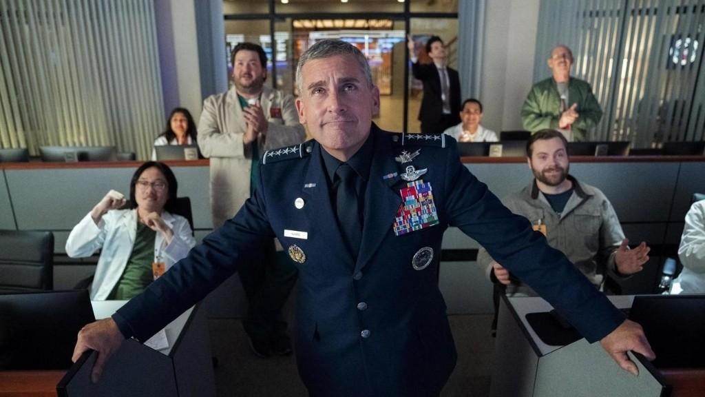 «Space Force»: l'armée de l'espace fait (déjà) rire sur Netflix