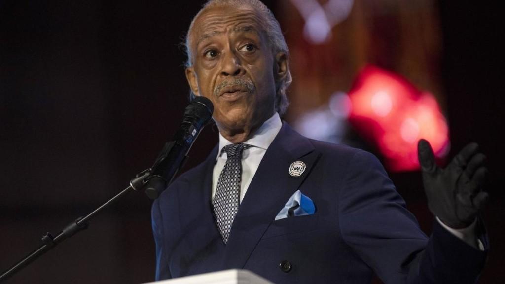 Al Sharpton, une figure du mouvement des droits civiques pour rendre hommage à George Floyd