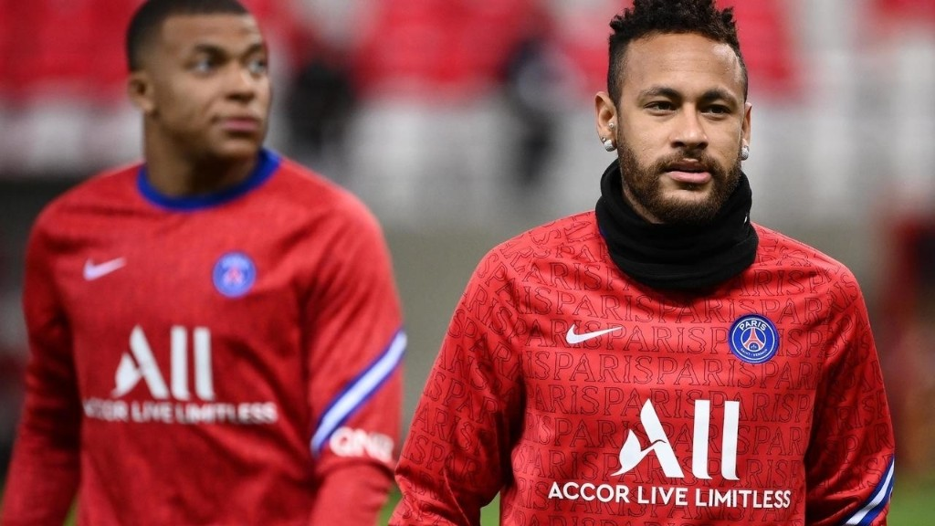 PSG rest Neymar for Nimes clash