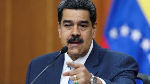 Gobierno de Maduro rechaza el plan de transición democrática de Estados Unidos