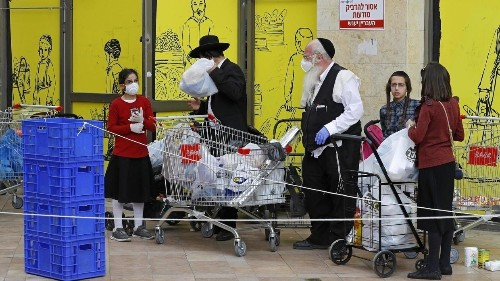 Coronavirus: Netanyahu ordonne le confinement du principal foyer d'infection en Israël