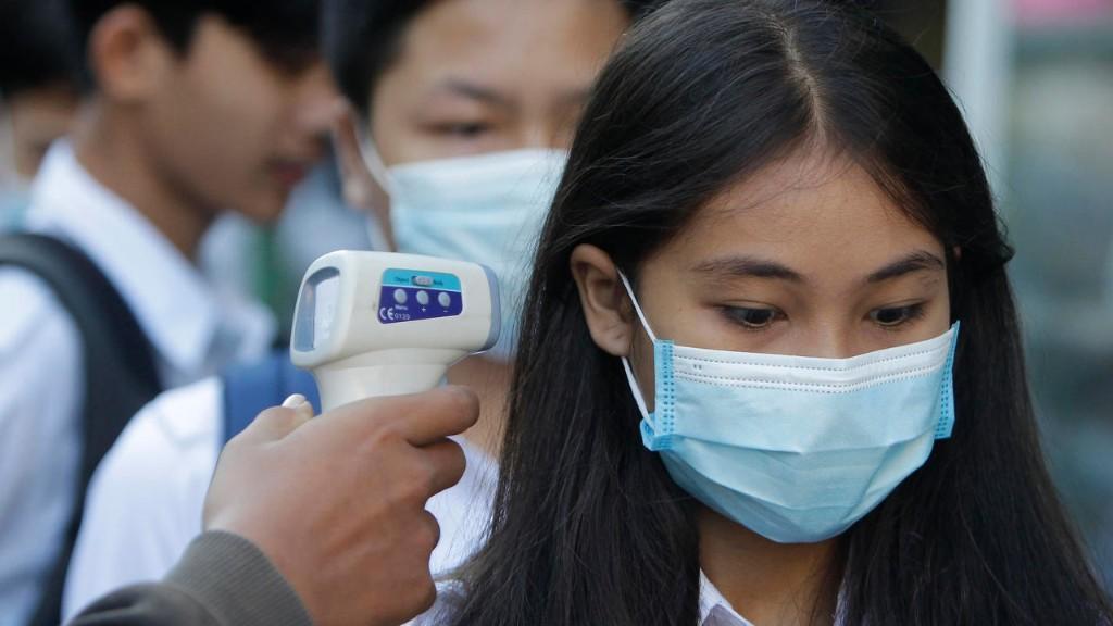 Covid-19: inquiétudes au Cambodge après l'apparition d'un premier cas de contagion communautaire