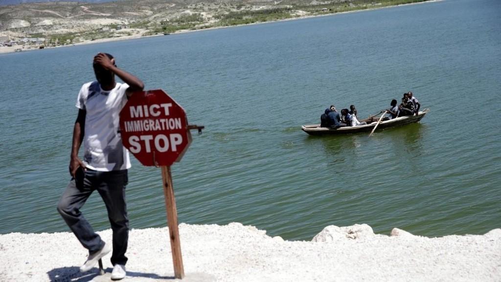 États-Unis: indignation après l'expulsion de migrants haïtiens en temps de pandémie