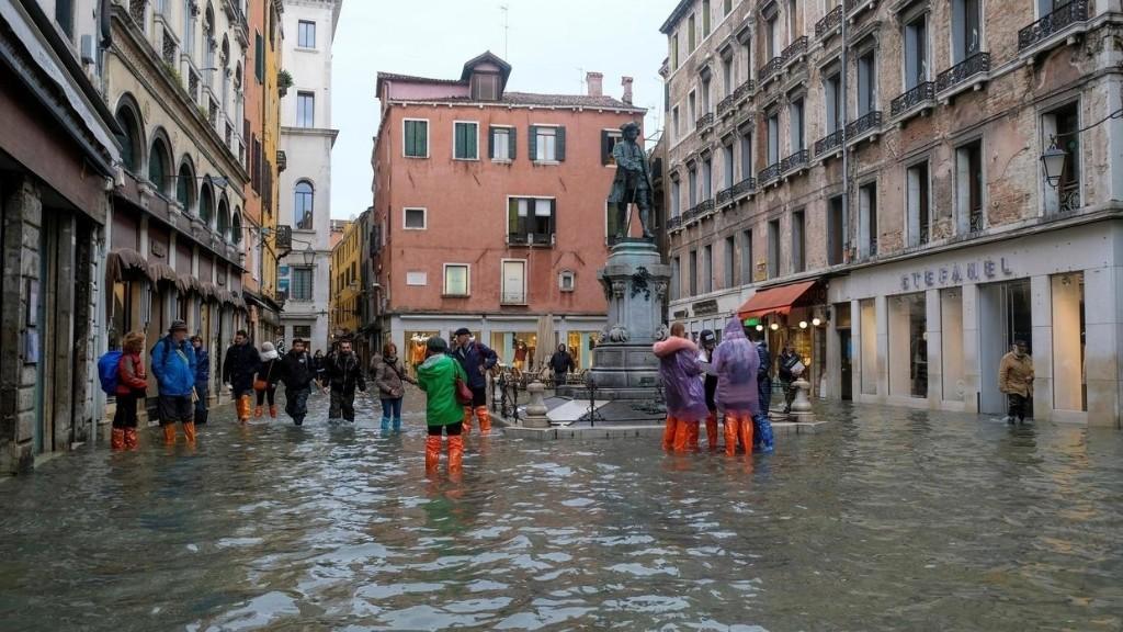 Grand reportage - Montée des eaux: Venise peut-elle mourir?