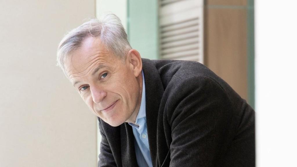 Étienne de Montety remporte le Grand prix du roman de l'Académie française pour «La grande épreuve»