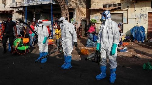 Coronavirus: le PAM s'inquiète des risques de pénurie alimentaire