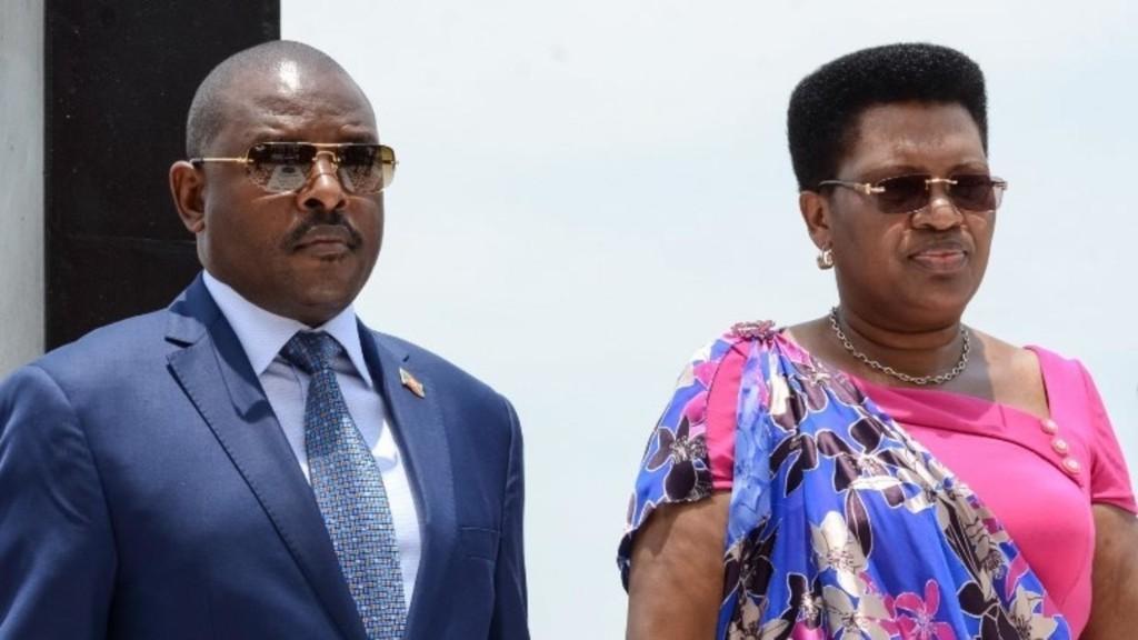 Burundi: la Première dame Denise Nkurunziza hospitalisée au Kenya