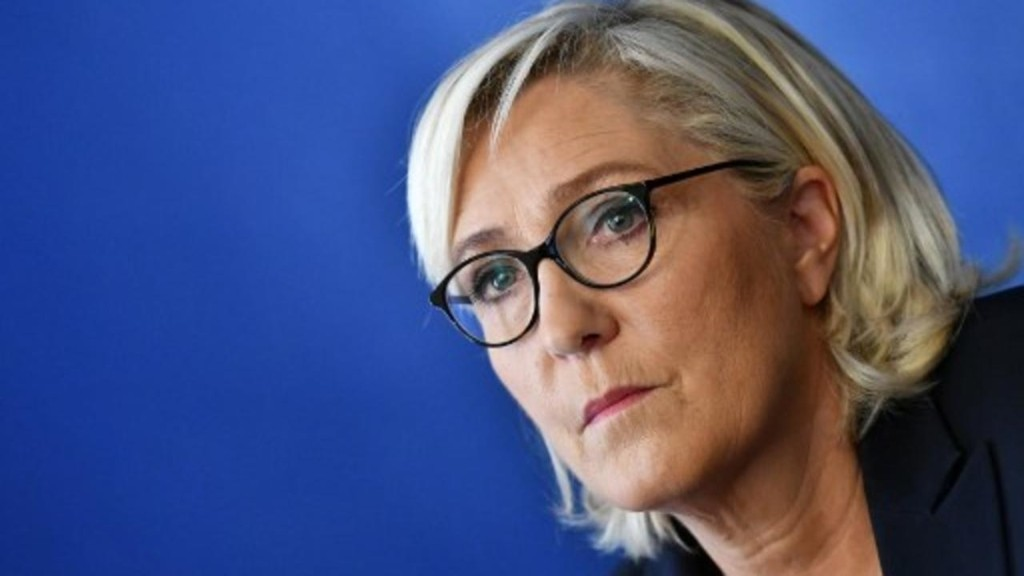 Leader of French far-right says government lied, concealed Covid failures