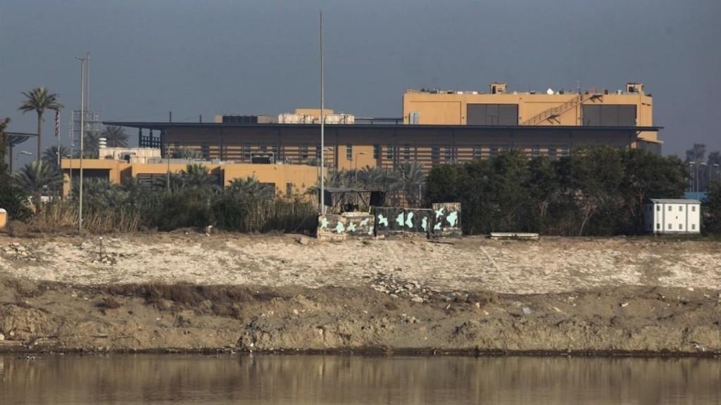 Irak: à Bagdad, la «zone verte» à nouveau prise pour cible