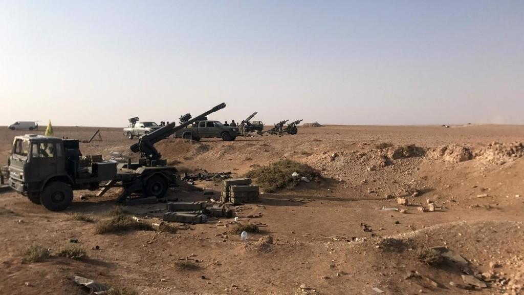 Syrie: cinq militaires pro-iraniens tués par une frappe aérienne dans l'est du pays