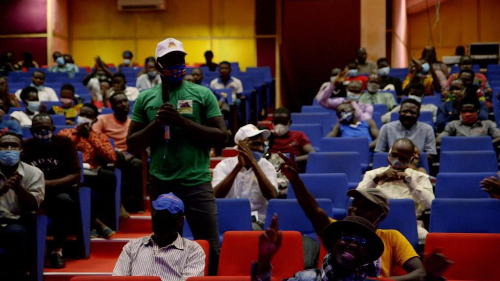Couleurs tropicales - Génération Consciente - Spéciale Burkina Faso