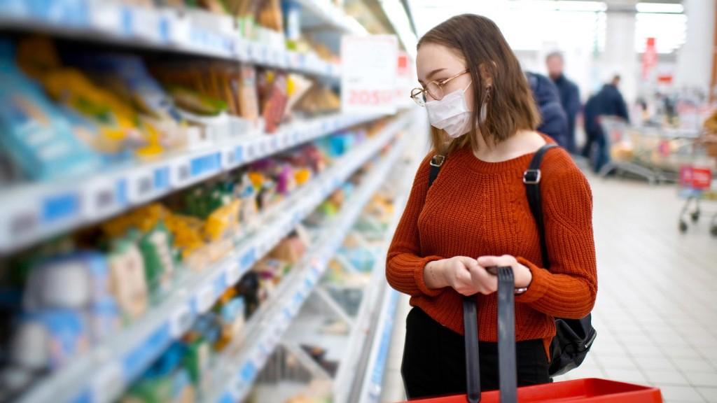 Confinement : manger et faire ses courses tout en se protégeant