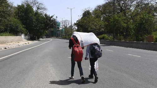 Coronavirus: à New Delhi, le confinement fait chuter la pollution