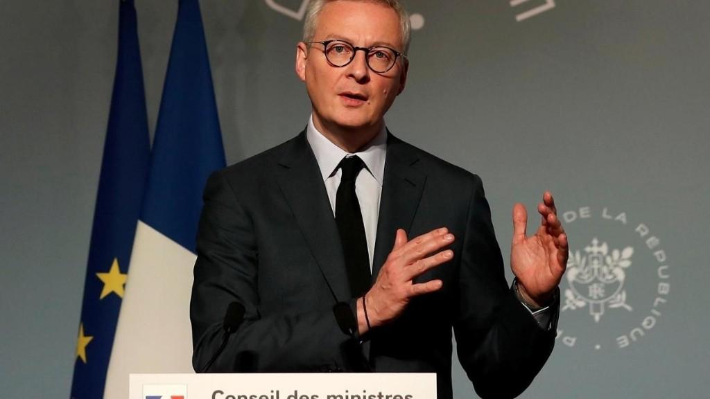 Coronavirus: un nouveau plan à 100 milliards d'euros pour l'économie française