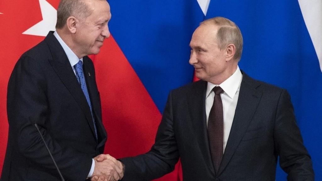 Accents d'Europe - L'Europe face au casse-tête de la politique étrangère de la Russie et de la Turquie