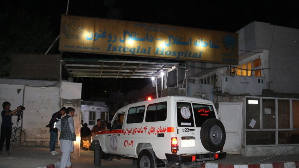 آمار مبتلایان کرونا در افغانستان نزدیک به ۱۶هزار تن رسید