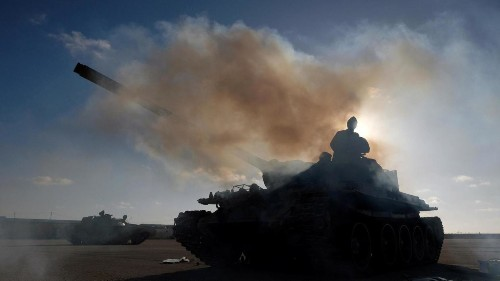 Libye: situation très tendue après le tir d'un missile turc