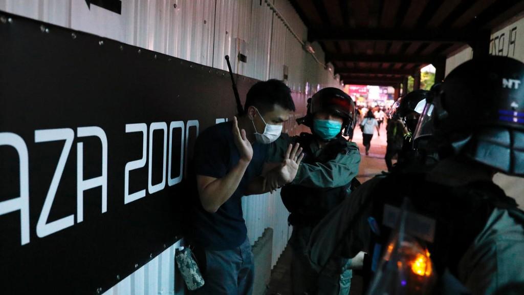 王毅:香港事务是中国内政 港版国安法无碍香港高度自治