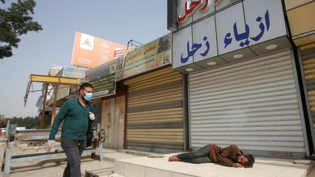 «Je n'ai plus de travail»: les Irakiens désemparés face à la crise du Covid-19