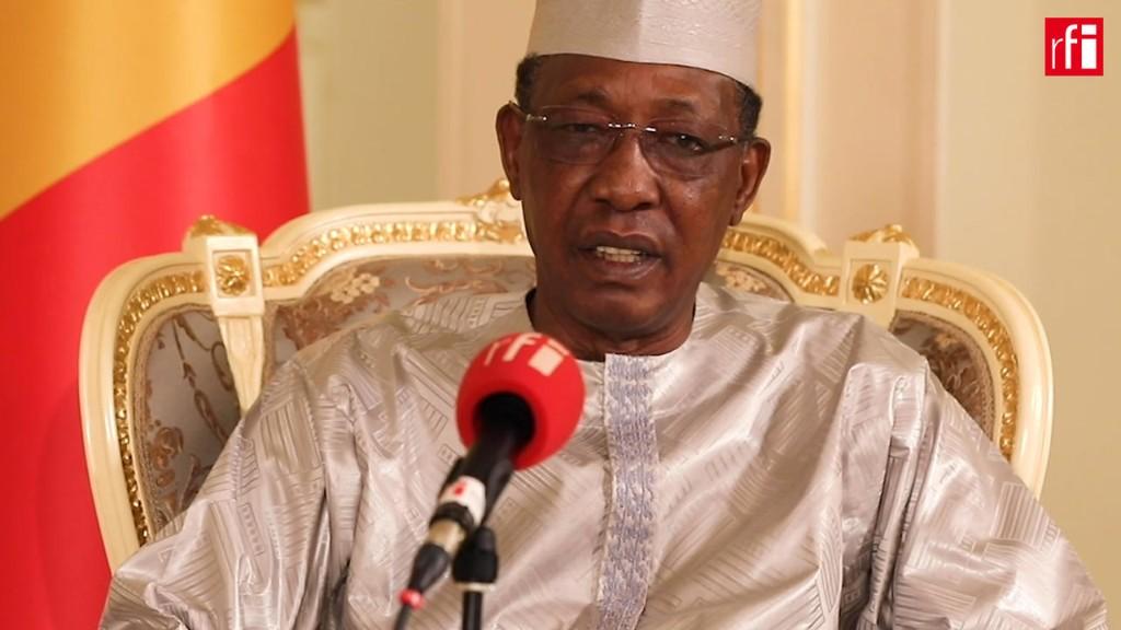 Idriss Déby Itno réaffirme la position du Tchad dans le conflit libyen