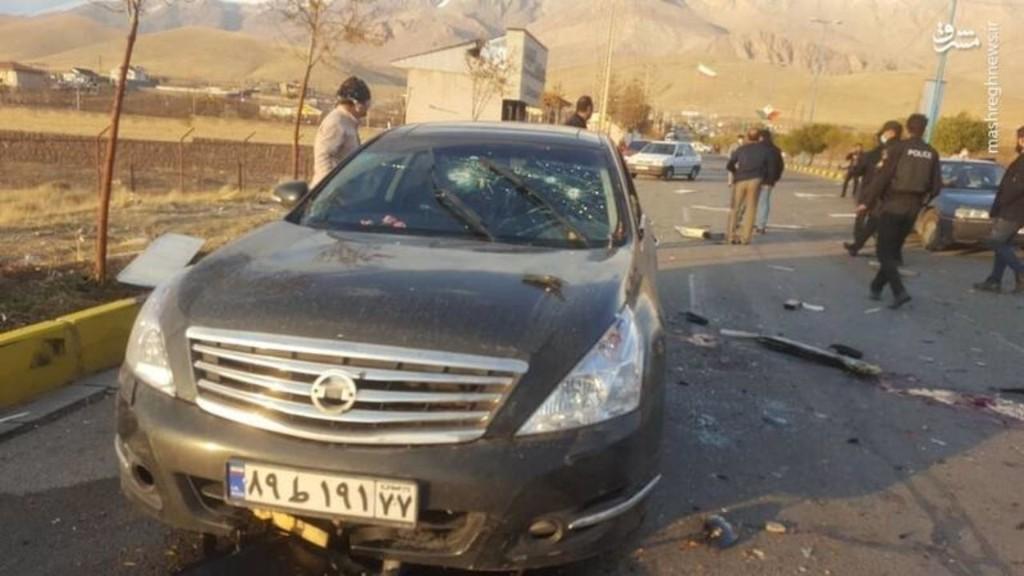 В Тегеране убит один из создателей ядерной программы страны. Его называли «отцом иранской бомбы»