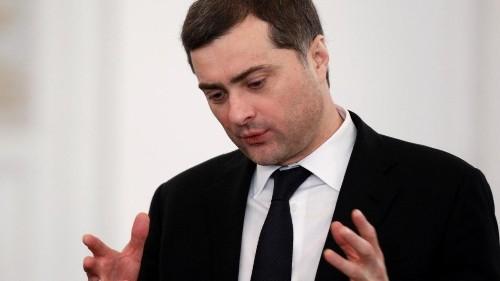 Bonjour l'Europe - Disgrâce de Vladislav Sourkov, le «cardinal gris» de Poutine pour l'Ukraine et la Géorgie