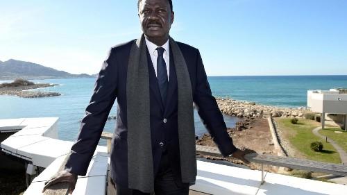 Foot: Mort de Pape Diouf, ancien journaliste, agent et patron de l'OM