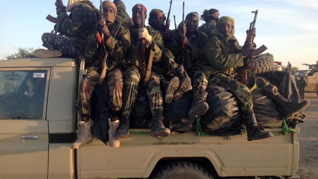 Tchad: le pays «est seul» face à Boko Haram