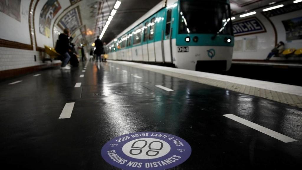 France: crise sanitaire oblige, les transports publics accusent de lourdes pertes