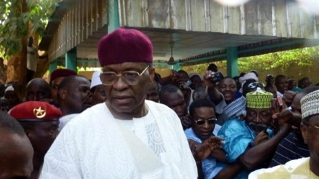 Niger: dernier hommage national à l'ancien président Mamadou Tandja