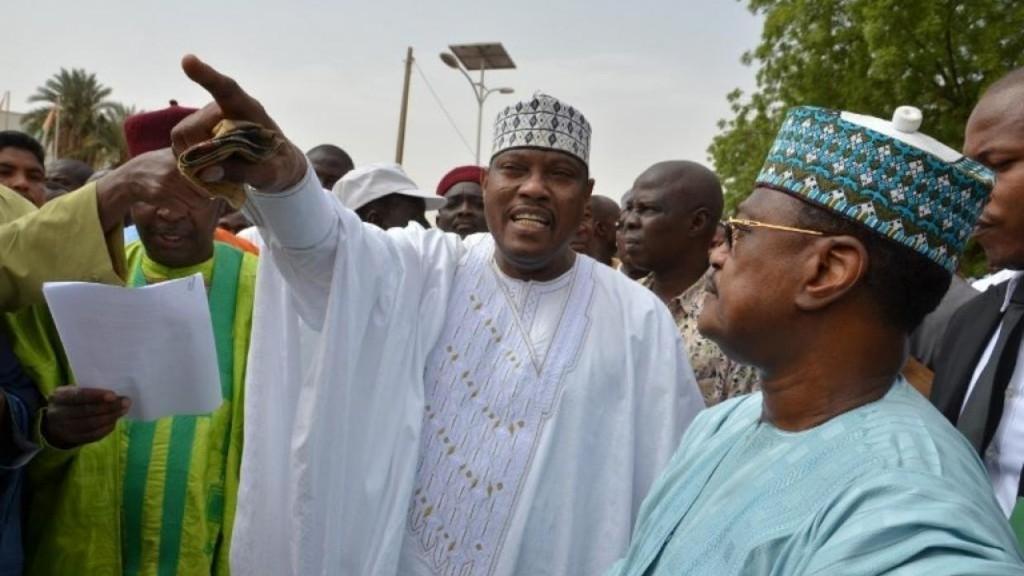 Appels sur l'actualité - [Vos réactions] Niger: Hama Amadou est libre