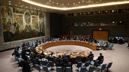 Coronavirus: le Conseil de sécurité de l'ONU reste muet sur la pandémie