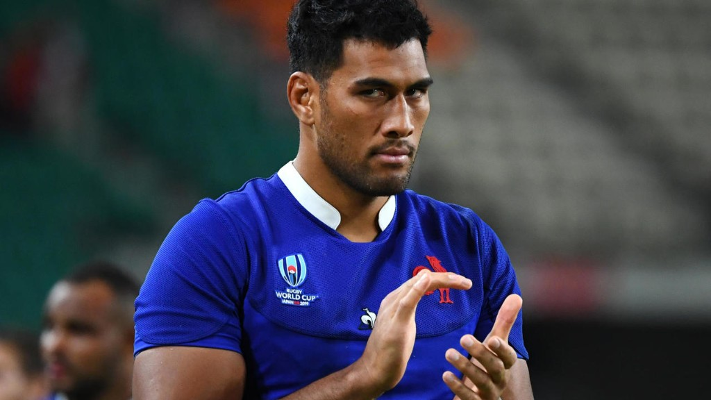 Shamed French rugby star Vahaamahina quits internationals