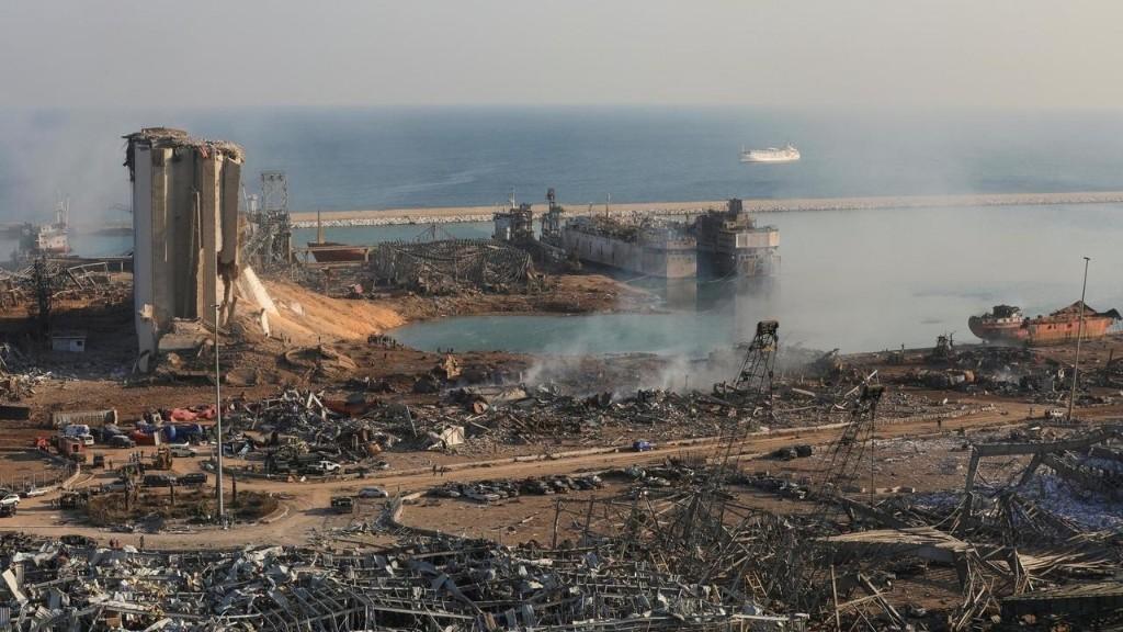 Explosions à Beyrouth: la diaspora libanaise en Afrique sous le choc