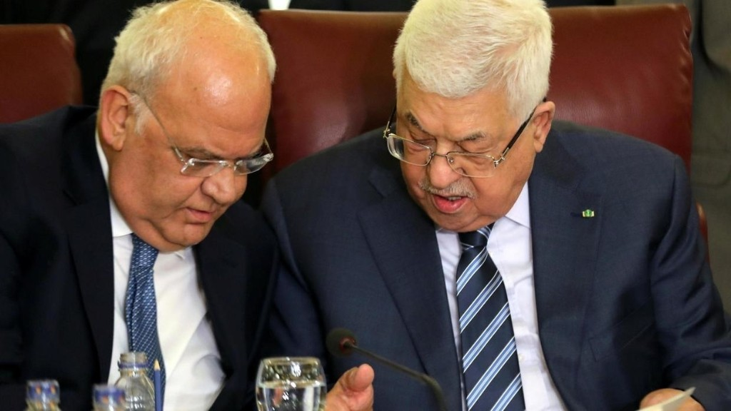 [صدا] محمود عباس: تمامی روابط خود با آمریکا و اسرائیل را قطع خواهیم کرد