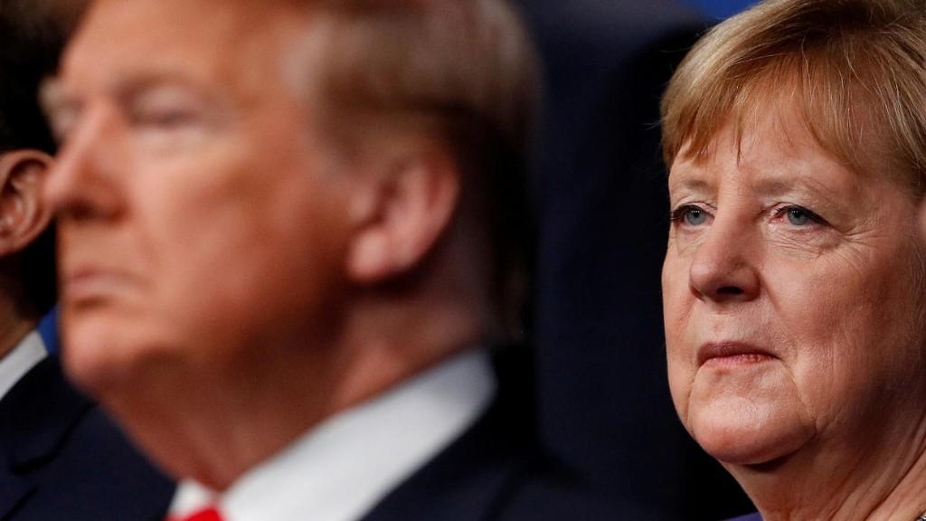 Angela Merkel décline l'invitation au G7 en juin aux États-Unis