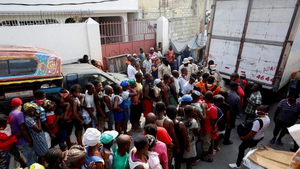 Coronavirus: la transmission communautaire a débuté en Haïti